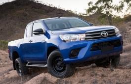 Toyota Hilux VIII 2015 - now Pickup #1