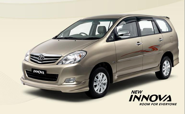 Toyota Innova 2004 - now Compact MPV #1