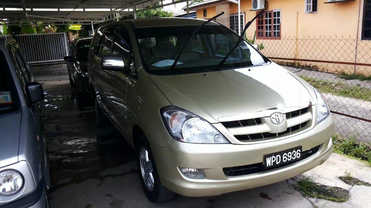 Toyota Innova 2004 - now Compact MPV #7