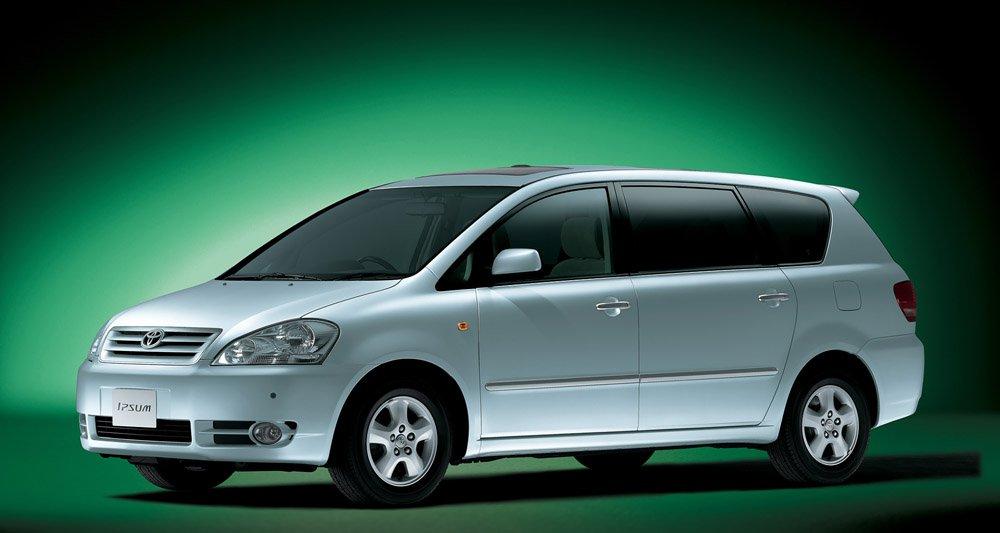 Toyota Picnic II 2001 - 2009 Compact MPV #3