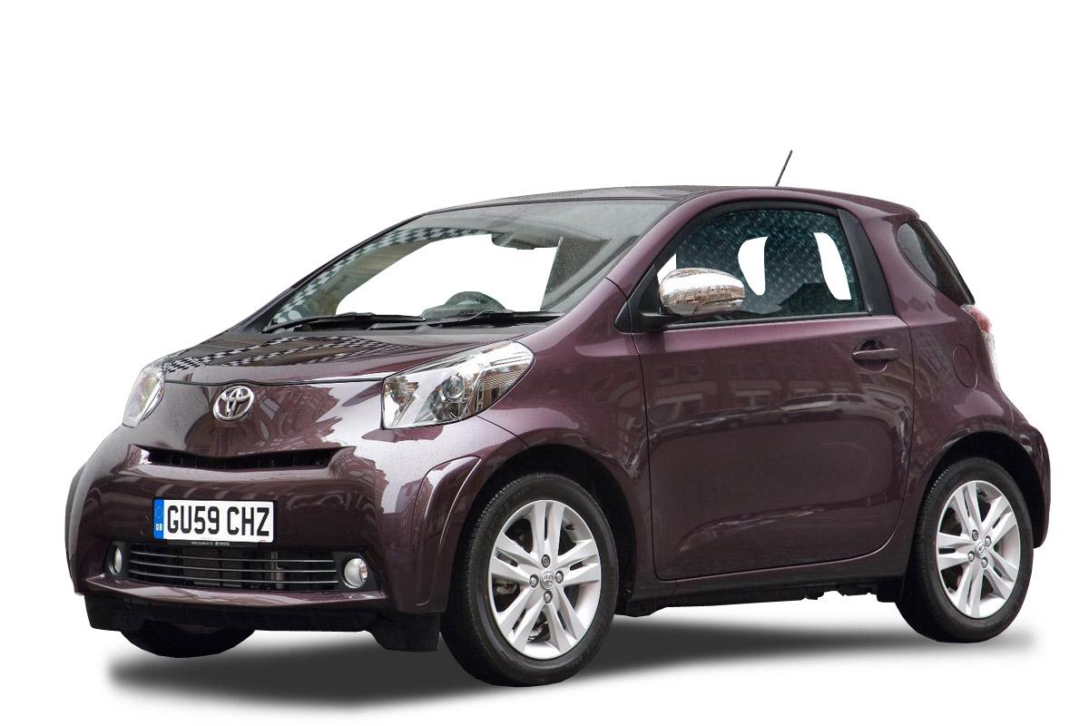 Toyota iQ 2009 - 2011 Hatchback 3 door #6
