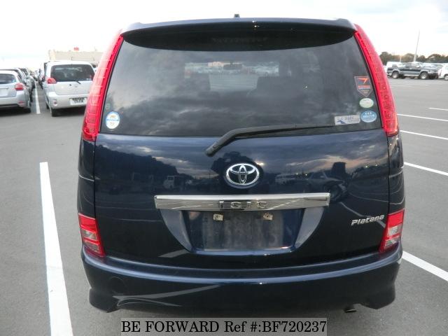 Toyota ISis I 2004 - 2009 Compact MPV #3