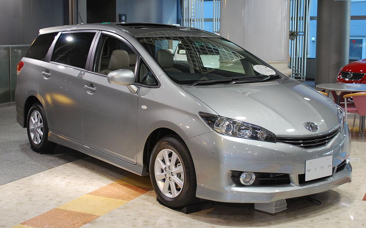 Toyota ISis I 2004 - 2009 Compact MPV #8