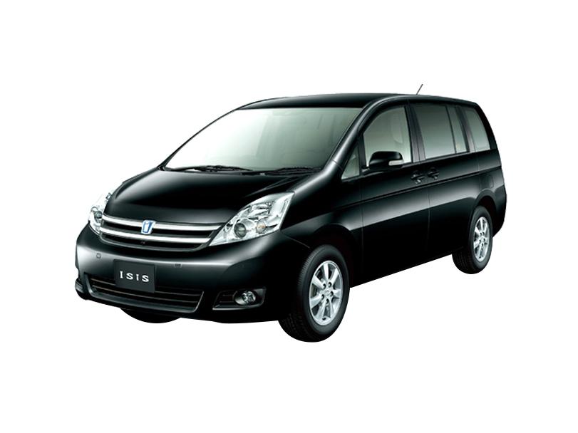 Toyota ISis I 2004 - 2009 Compact MPV #5