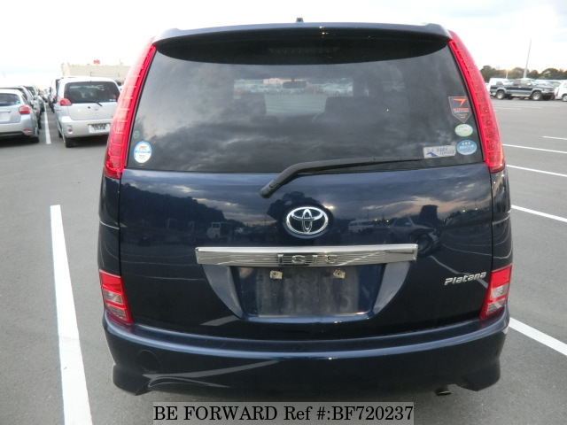 Toyota ISis I Restyling 2009 - now Compact MPV #6