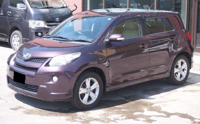 Toyota Ist I 2001 - 2007 Hatchback 5 door #5