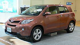 Toyota Ist I 2001 - 2007 Hatchback 5 door #8