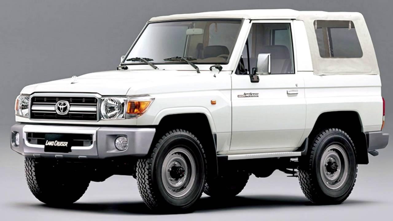 Toyota Land Cruiser 70 Series Restyling 2007 - now SUV 3 door #1