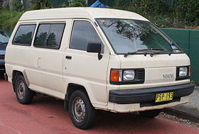 Toyota MasterAce Surf 1982 - 1991 Minivan #3
