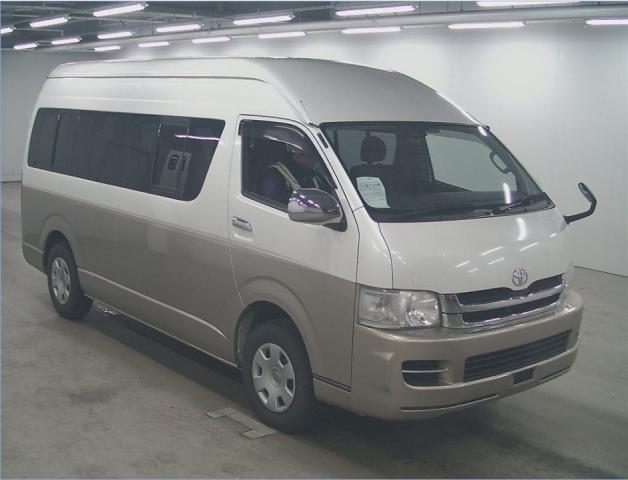 Toyota LiteAce VI 2008 - now Minivan #3