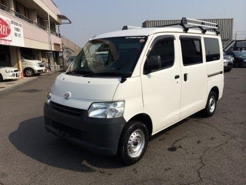 Toyota LiteAce VI 2008 - now Minivan #7