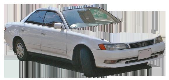 Toyota Mark II IX (X110) 2000 - 2007 Sedan #1