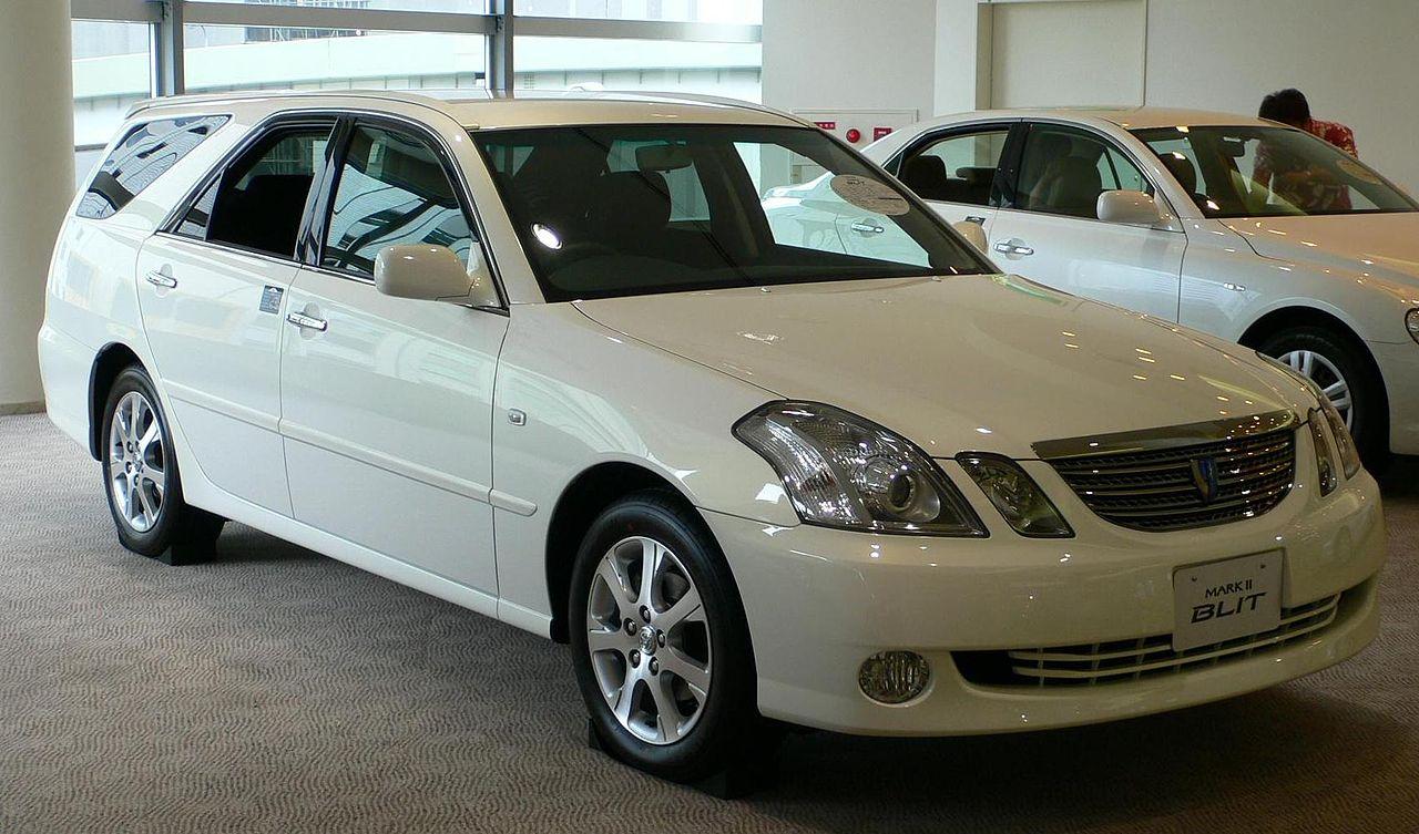 Toyota Mark II IX (X110) 2000 - 2007 Sedan #2