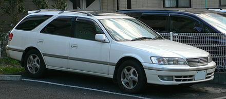 Toyota Mark II IX (X110) 2000 - 2007 Station wagon 5 door #1