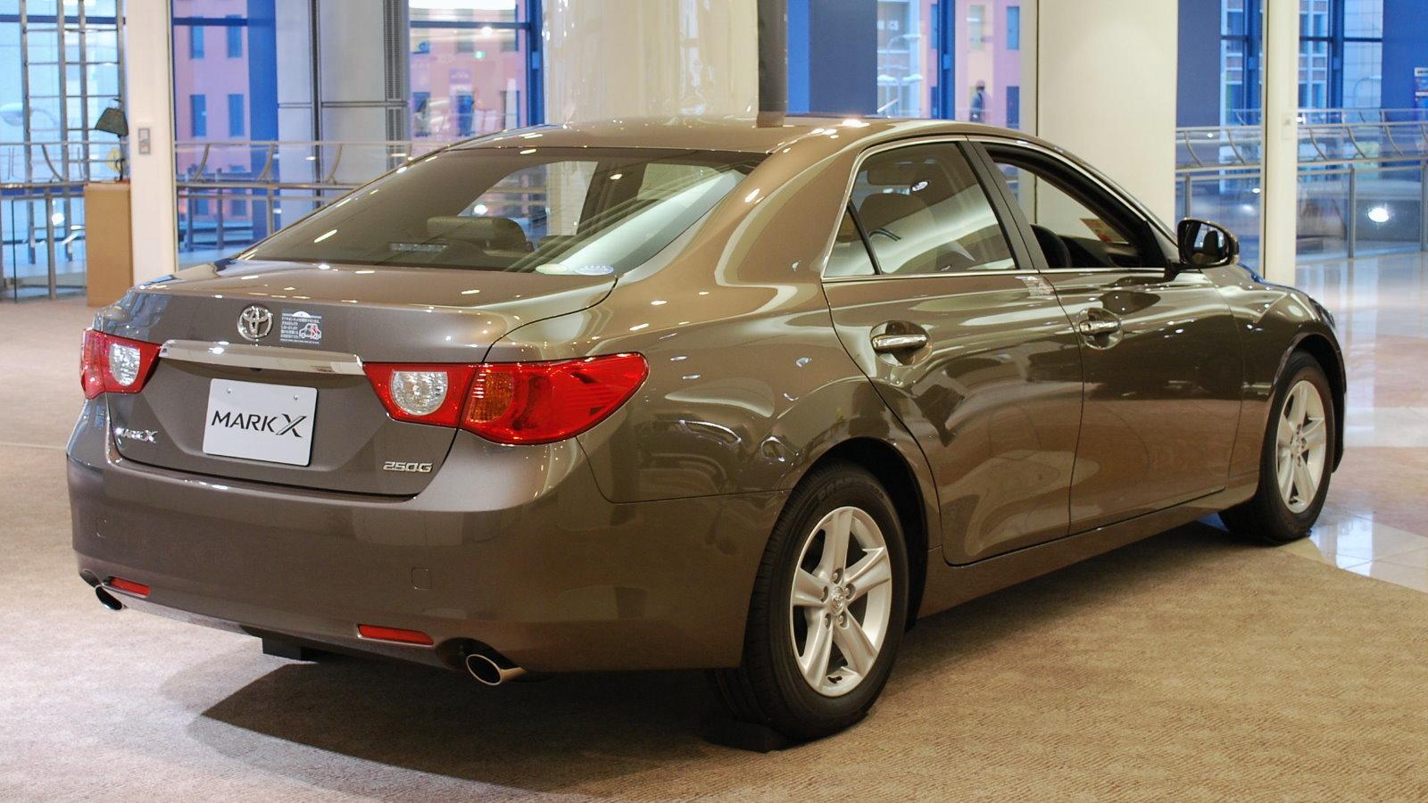 Toyota Mark X II 2009 - 2012 Sedan #5