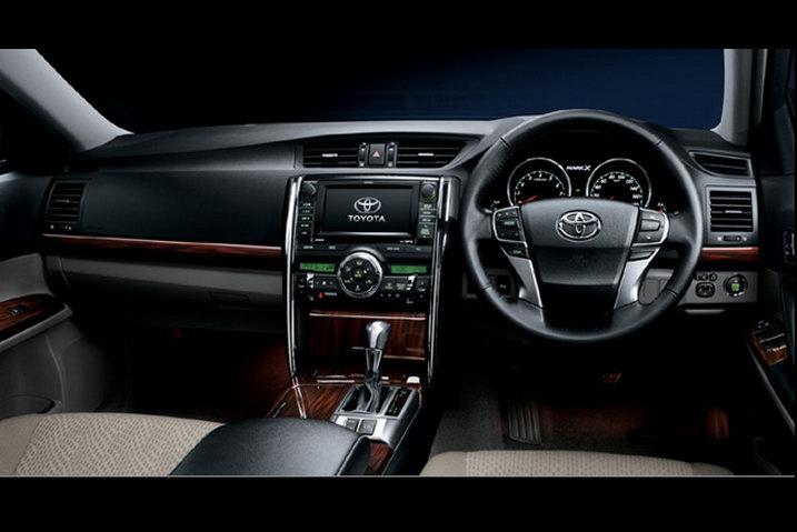 Toyota Mark X II 2009 - 2012 Sedan #7