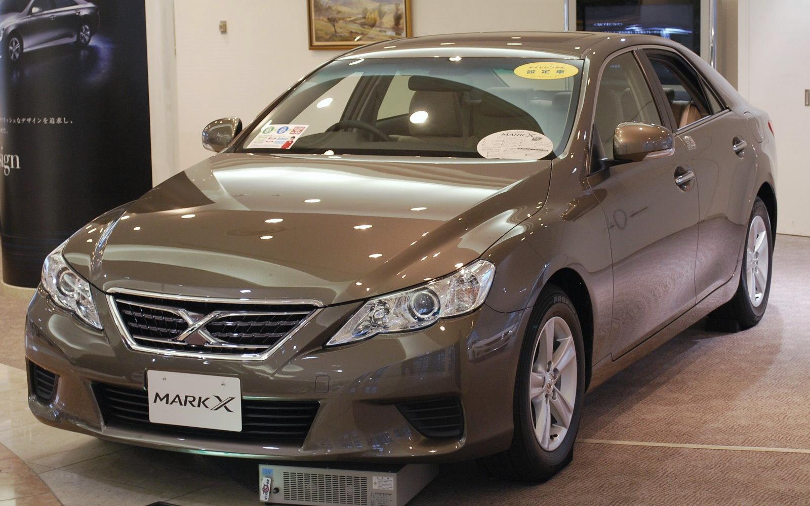 Toyota Mark X II 2009 - 2012 Sedan #6