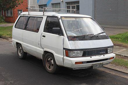 Toyota MasterAce Surf 1982 - 1991 Minivan #1