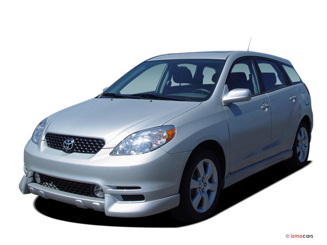 Toyota Matrix I (E130) 2002 - 2008 Hatchback 5 door #2