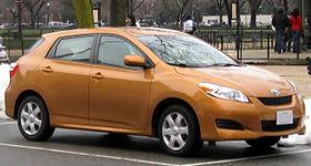 Toyota Matrix II (E140) 2008 - 2014 Hatchback 5 door #7