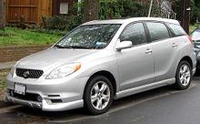 Toyota Matrix I (E130) 2002 - 2008 Hatchback 5 door #5