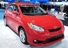 Toyota Matrix II (E140) 2008 - 2014 Hatchback 5 door #4