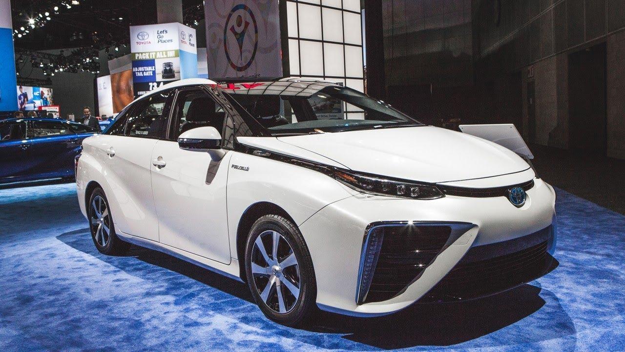 Toyota Mirai 2015 - now Sedan #4