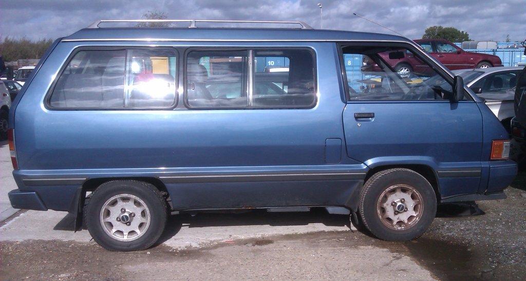 Toyota Model F 1982 - 1992 Minivan #5