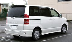 Toyota Noah I (R60) 2001 - 2007 Minivan #7