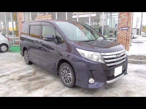 Toyota Noah III (R80) 2014 - now Minivan #4