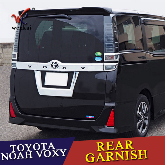 Toyota Noah III (R80) 2014 - now Minivan #3