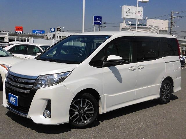 Toyota Noah III (R80) 2014 - now Minivan #2