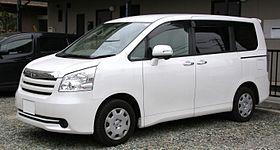 Toyota Noah III (R80) 2014 - now Minivan #5