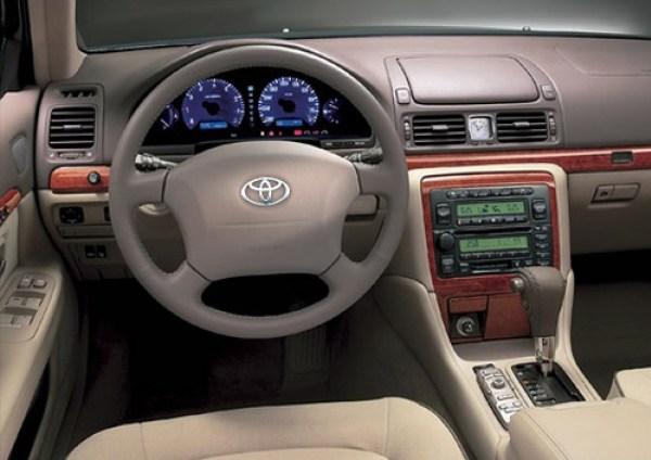 Toyota Origin 1999 - 2001 Sedan #6