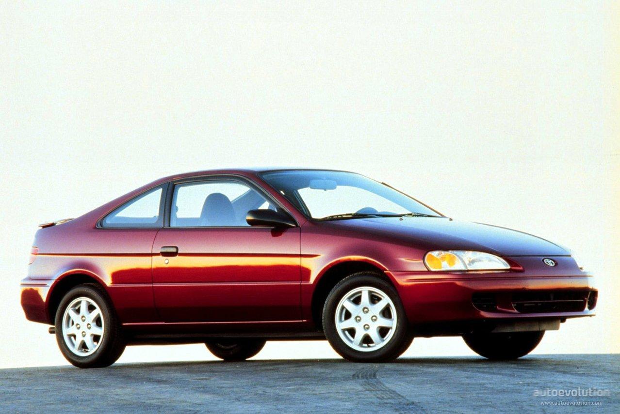 Toyota Paseo I (L40) 1991 - 1996 Coupe #1