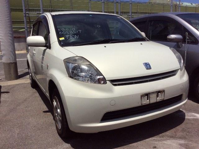 Toyota Passo I (C10) 2004 - 2010 Hatchback 5 door #1