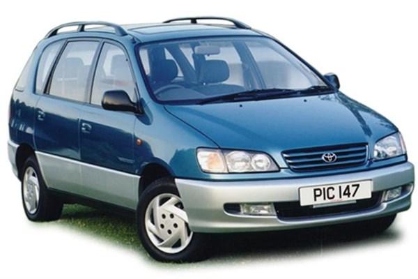 Toyota Picnic I 1996 - 2001 Compact MPV #2