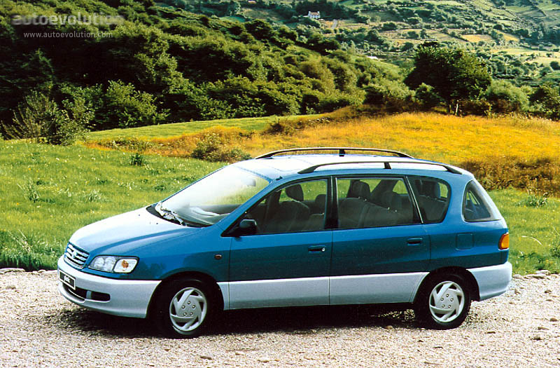 Toyota Picnic I 1996 - 2001 Compact MPV #6