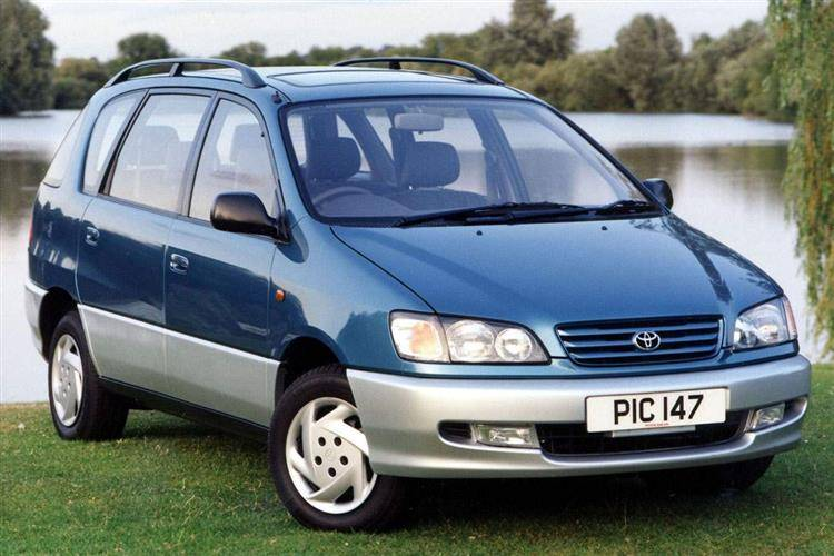 Toyota Picnic I 1996 - 2001 Compact MPV #5