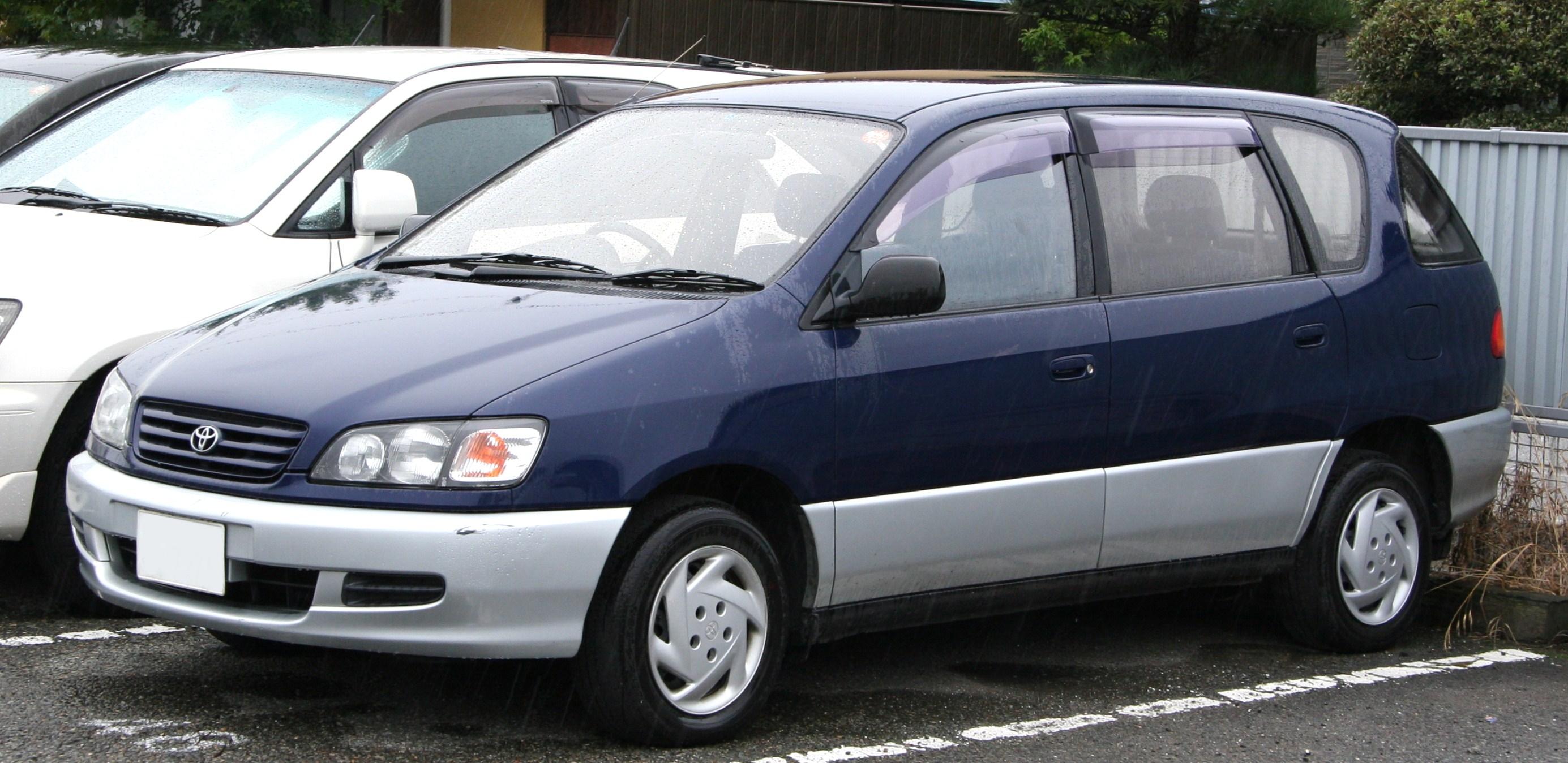 Toyota Picnic II 2001 - 2009 Compact MPV #4