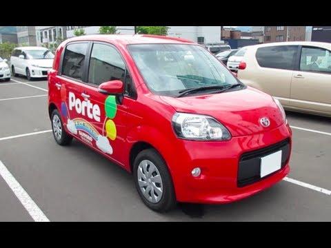 Toyota Porte I 2004 - 2012 Compact MPV #1