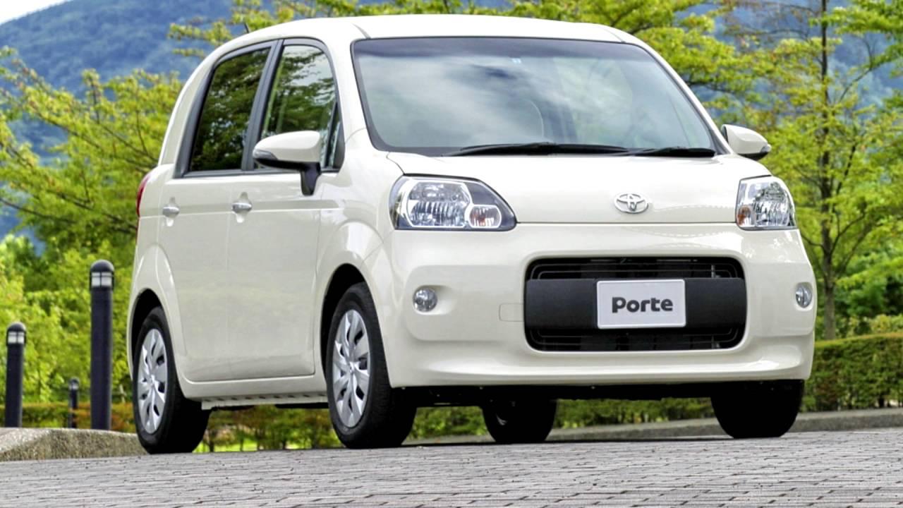 Toyota Porte II 2012 - now Compact MPV #6