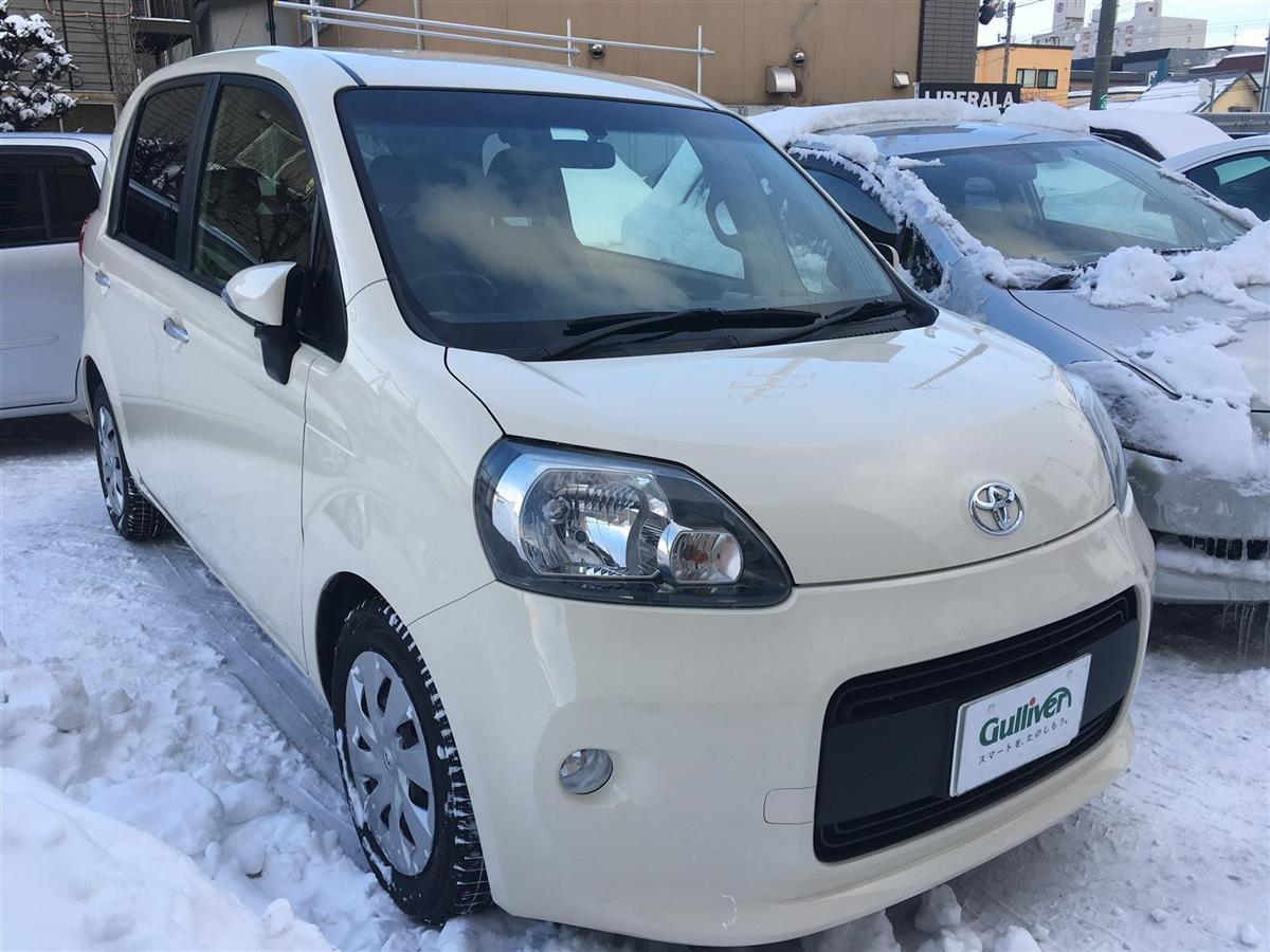 Toyota Porte II 2012 - now Compact MPV #3