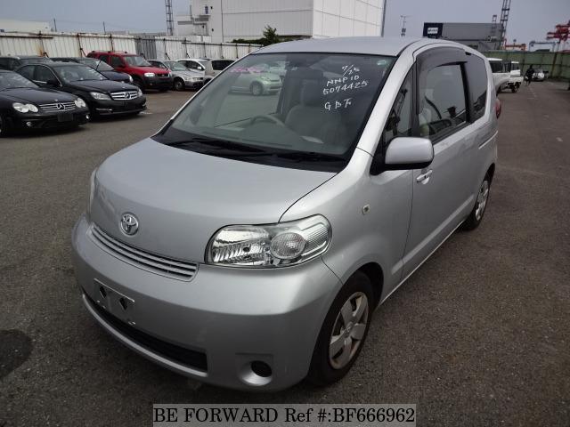 Toyota Porte II 2012 - now Compact MPV #4