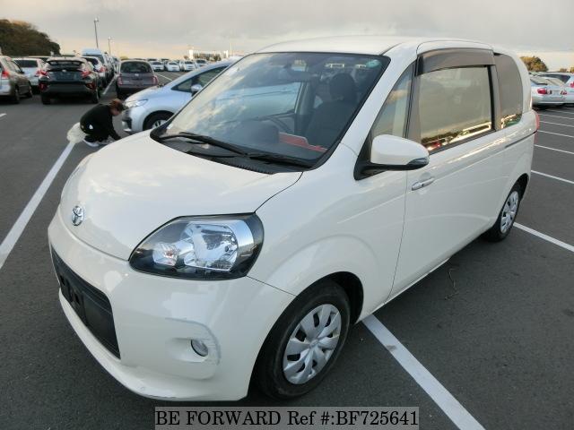 Toyota Porte II 2012 - now Compact MPV #5