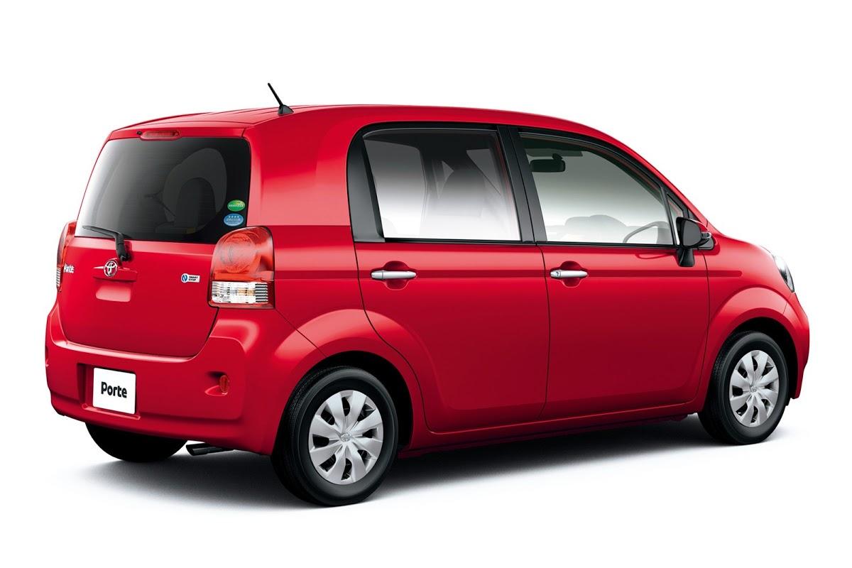 Toyota Porte II 2012 - now Compact MPV #7