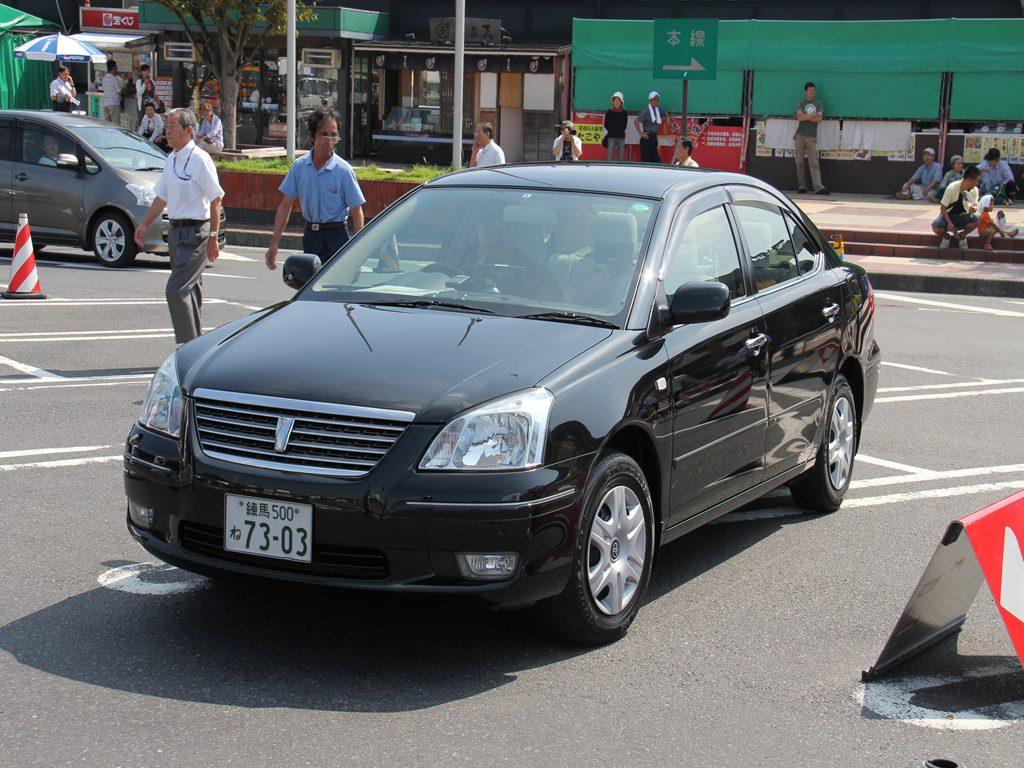 Toyota Premio I (T24) 2001 - 2007 Sedan #1