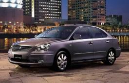 Toyota Premio I (T24) 2001 - 2007 Sedan #7