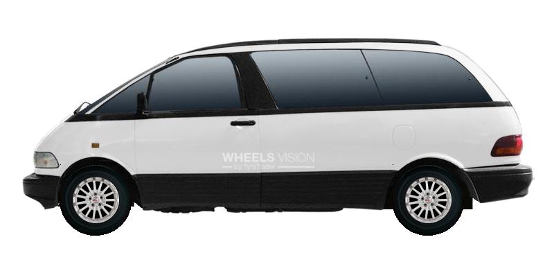 Toyota Previa I (XR10, XR20) 1990 - 2000 Minivan #5