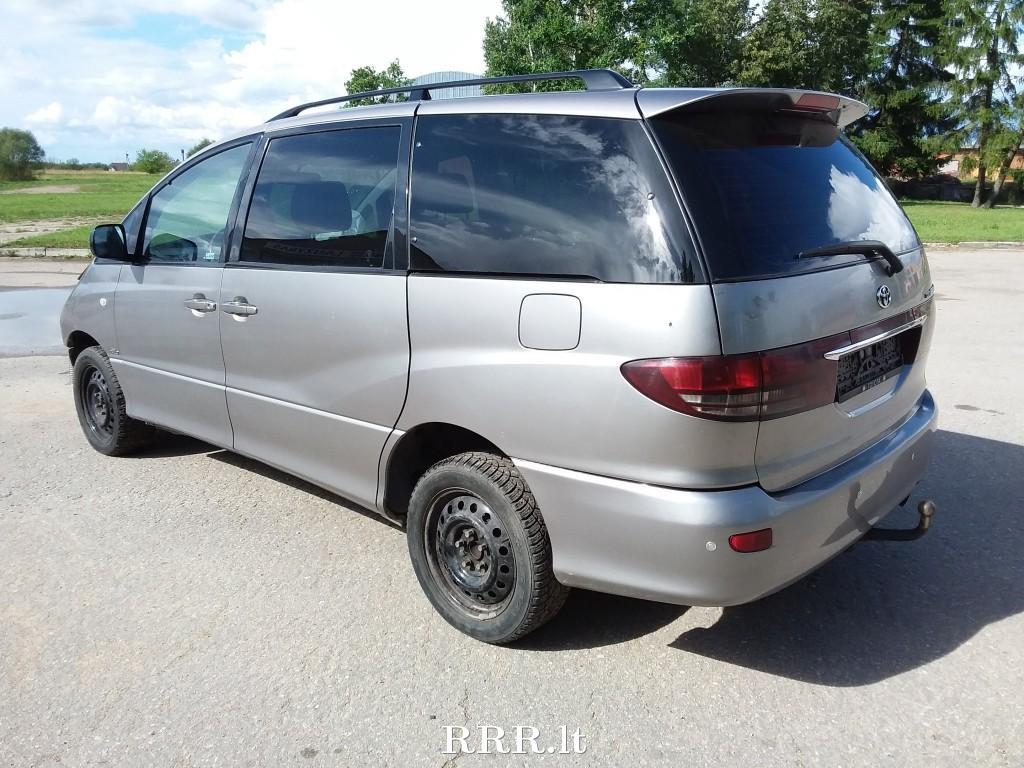 Toyota Previa II (XR30, XR40) 2000 - 2006 Minivan #3